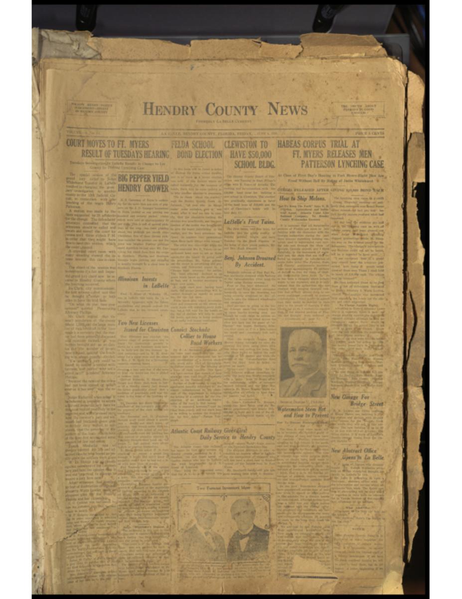 Hendry County Newspaper