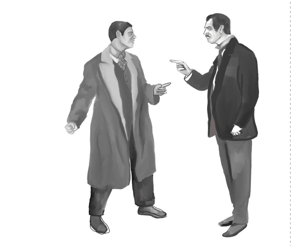 Lawyers Dispute